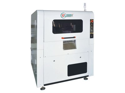 Fully automatic laser precision cutting machine
